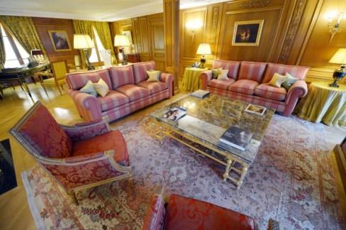 Parigi - Hotel Crillon